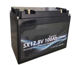 12v 100ah lthium battery with bms