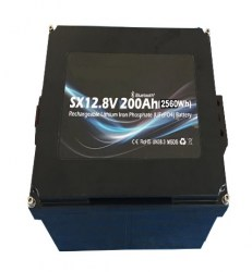 12v 200ah lthium battery with bms