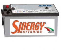 agm 12v 220ah sinergy