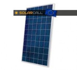 solar call with logo